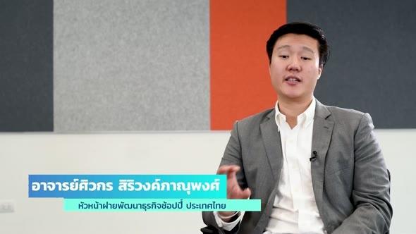 32316 โมดูล 1.5 การสร้างการติดต่อกับลูกค้าและพนักงานขาย กรณีศึกษาของ Shopee