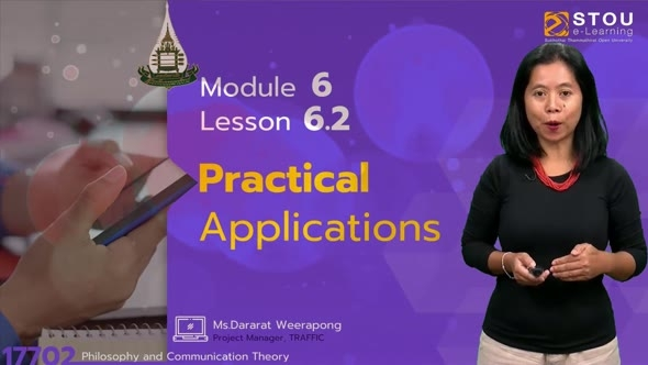 17702 Module 6 Lesson 6.2 Practical Applications
