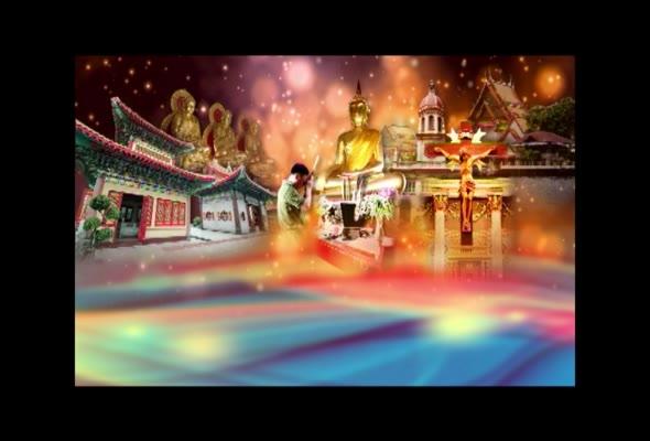 12304 ความเชื่อกับศาสนาในสังคมไทยรายการที่ 3